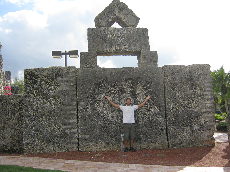 Coral Castle Mystery