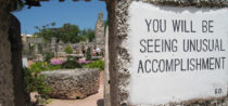 The Many Myths About How Coral Castle Was Made