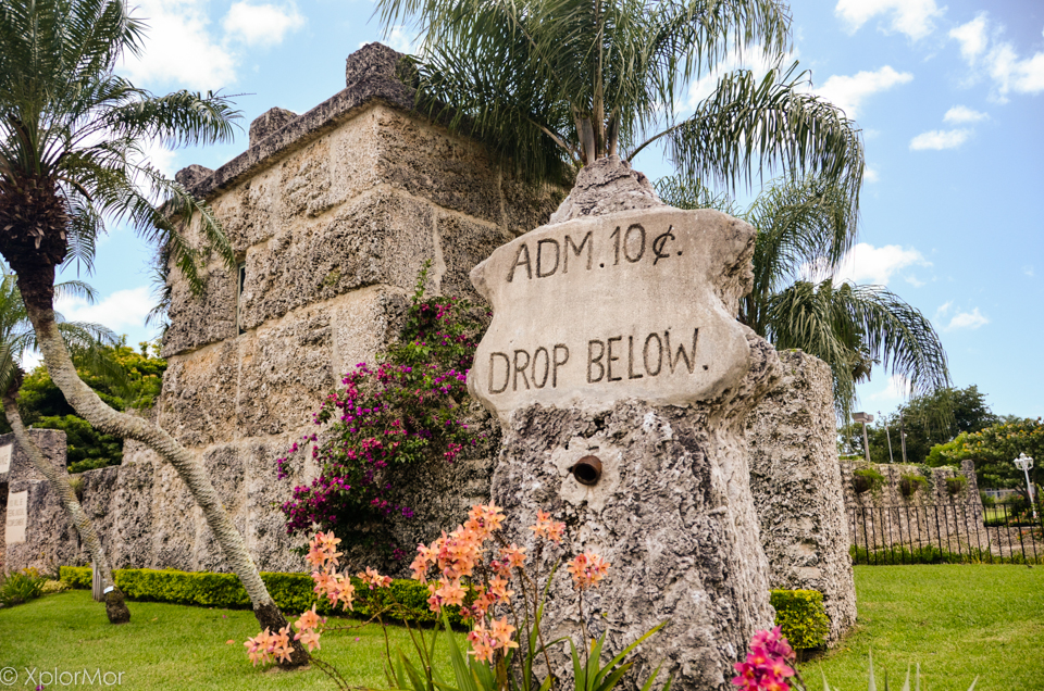 How Was Coral Castle Made