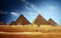 The Myths about How the Great Pyramids of Egypt Was Created