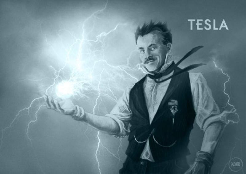 Who Is Nikola Tesla Dynamic Engineering